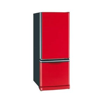 冷蔵庫 イタリアンレッド