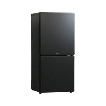 2ドア電気冷凍冷蔵庫