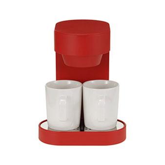 コーヒーメーカー 2カップ