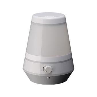 超音波式加湿器の商品画像です