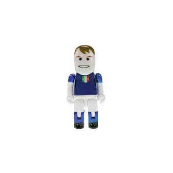 USB ピープル フットボール 1GB イタリア