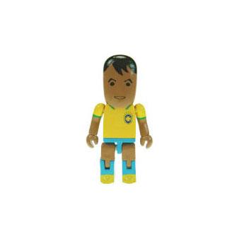 USB ピープル フットボール 1GB ブラジル