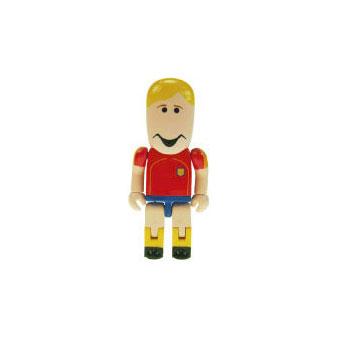 USB ピープル フットボール 1GB スペイン