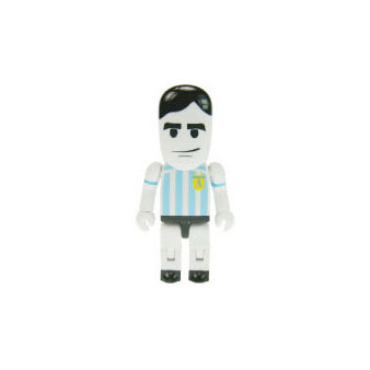 USB ピープル フットボール 1GB アルゼンチン